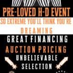 Harley-Davidson Pre-Loved Event