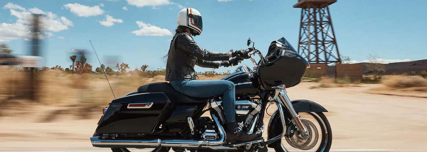 2020 harley-davidson road glide black exterior