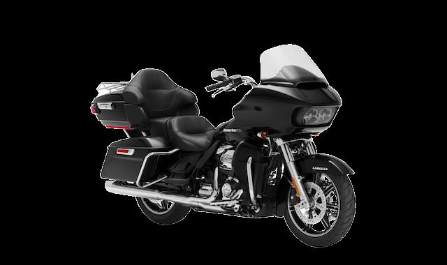 2020 harley davidson road glide model black exterior