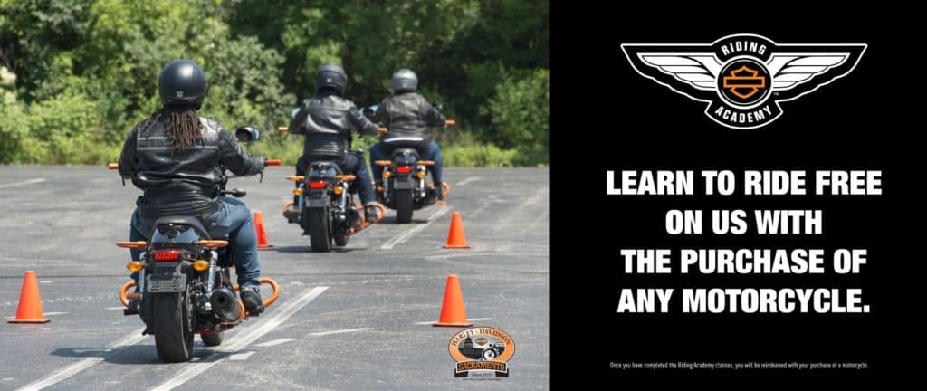 Learn To Ride...On Us!
