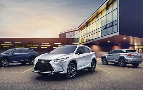 Limited Time APR Offer - On Select New 2022 Lexus RX, RXL & RX Hybrid Styles*