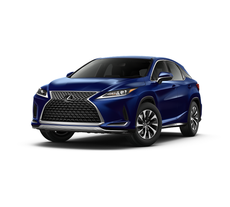 New 2021 Lexus RX 350 Lease