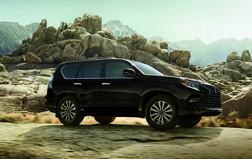 Limited Time APR Offer - On Select New 2021 Lexus GX Styles*