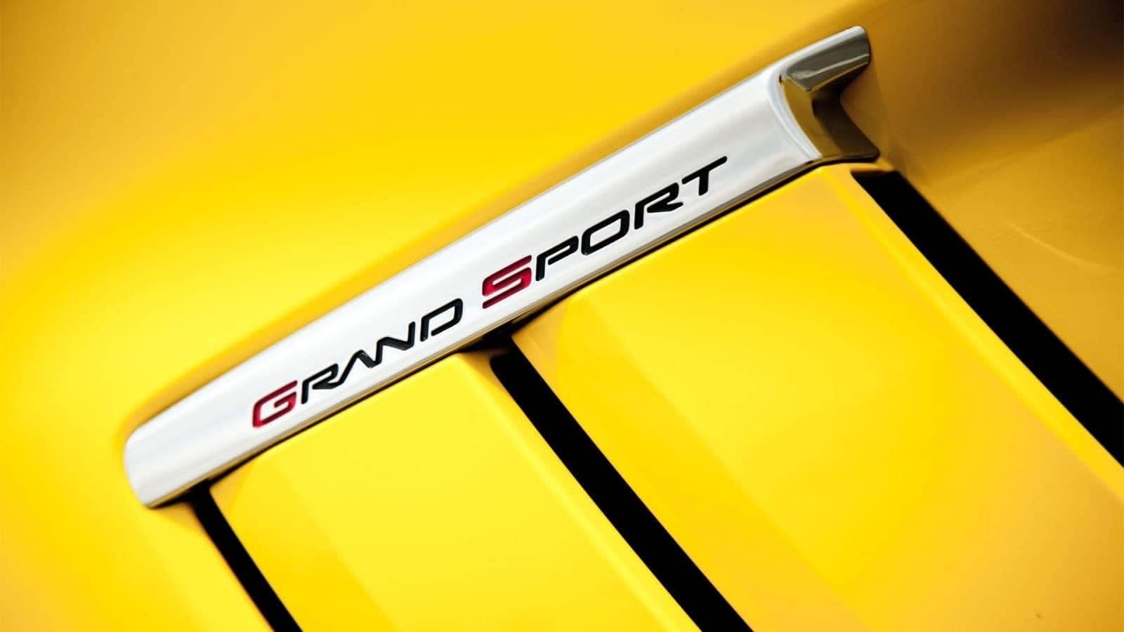 Grand Sport decal