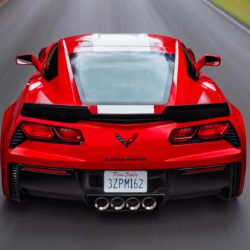 rear of Grand Sport