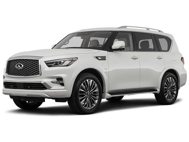 2019 INFINITI QX80 LEASE SPECIAL | $799 a month | $1,199 Cap Reduction