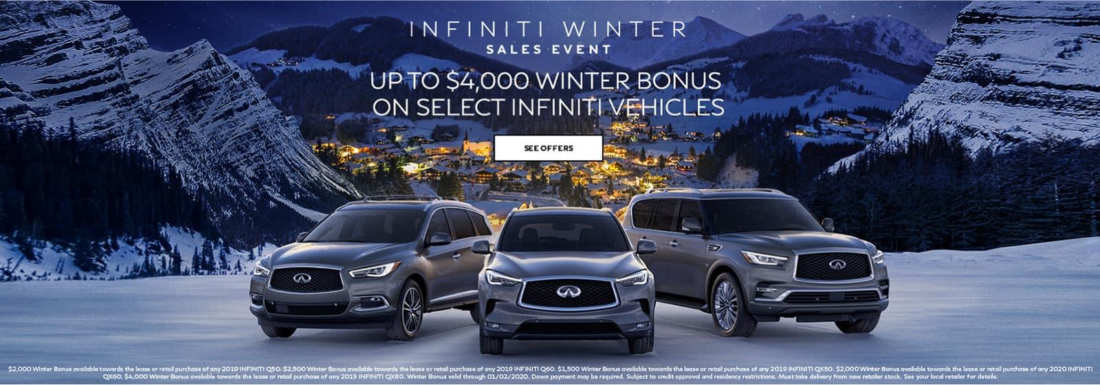 Winter Sales Event 2019