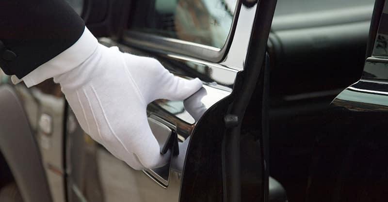 White Glove Concierge Service at INFINITI of Mission Viejo