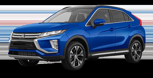 2019 Mitsubishi Trim Models Eclipse SEL Blue