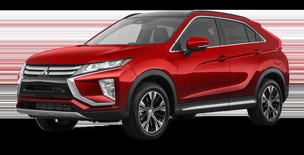 2019 Mitsubishi Trim Models Eclipse SEL Red