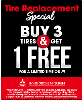 IGM BF2019 Service Special Tires