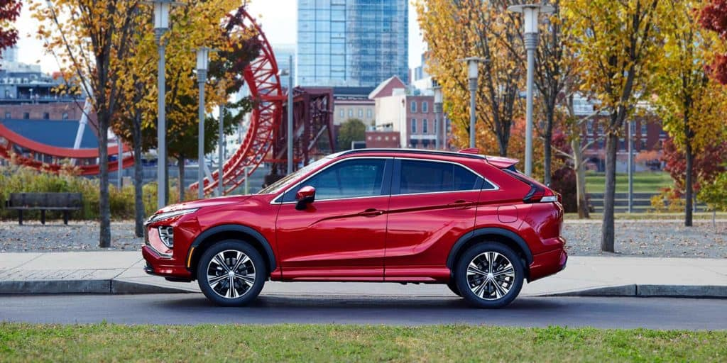2021-2022-mitsubishi-eclipse-cross-red-side-profile-parked-o