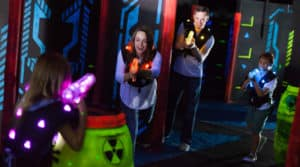 Laser Quest Danvers MA