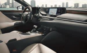 Lexus ES 350 Interior