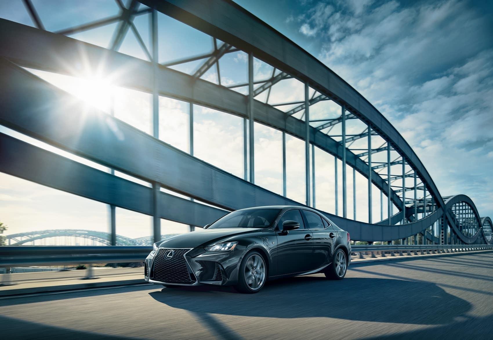 Lexus IS Performance