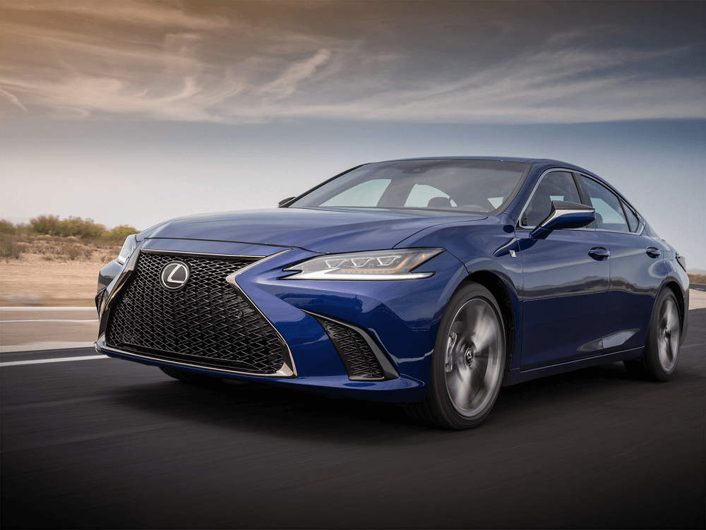 Lexus ES Performance Specs