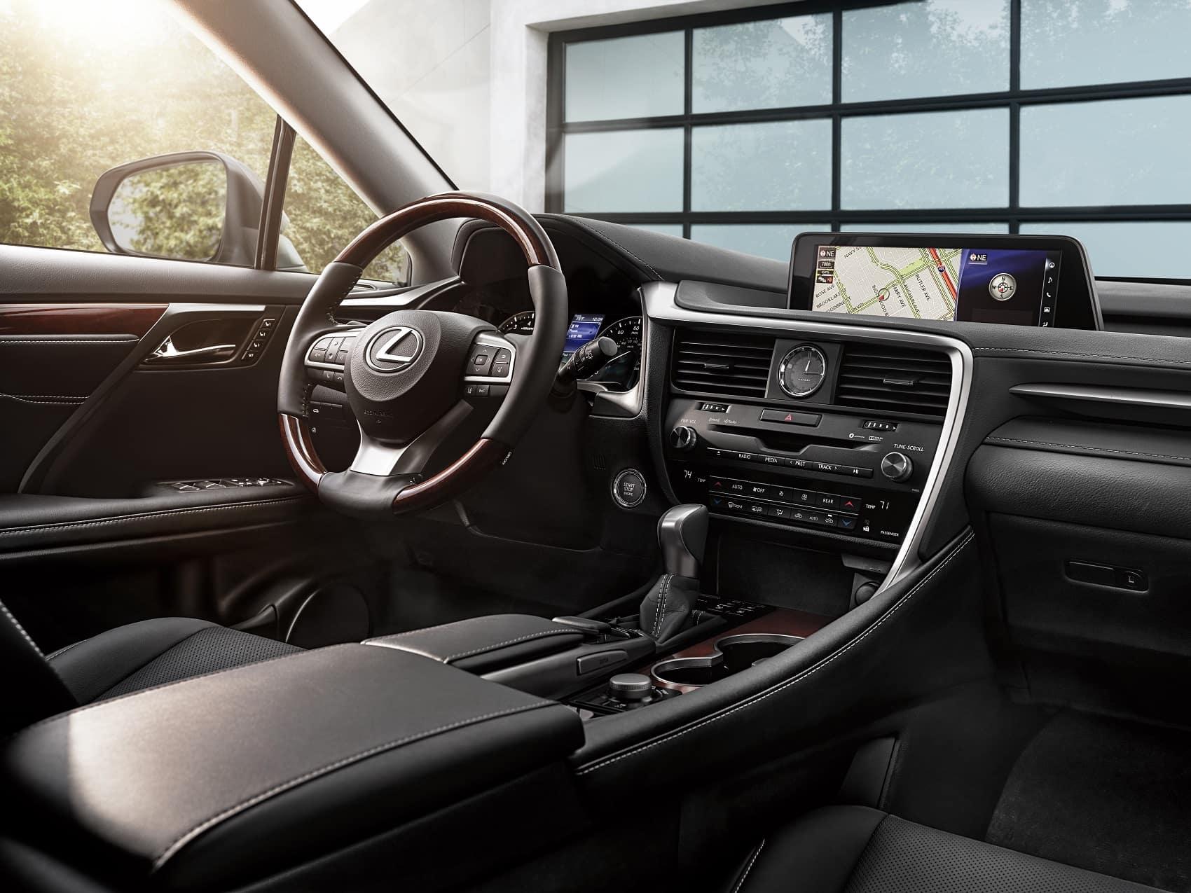 2020 Lexus RX Interior