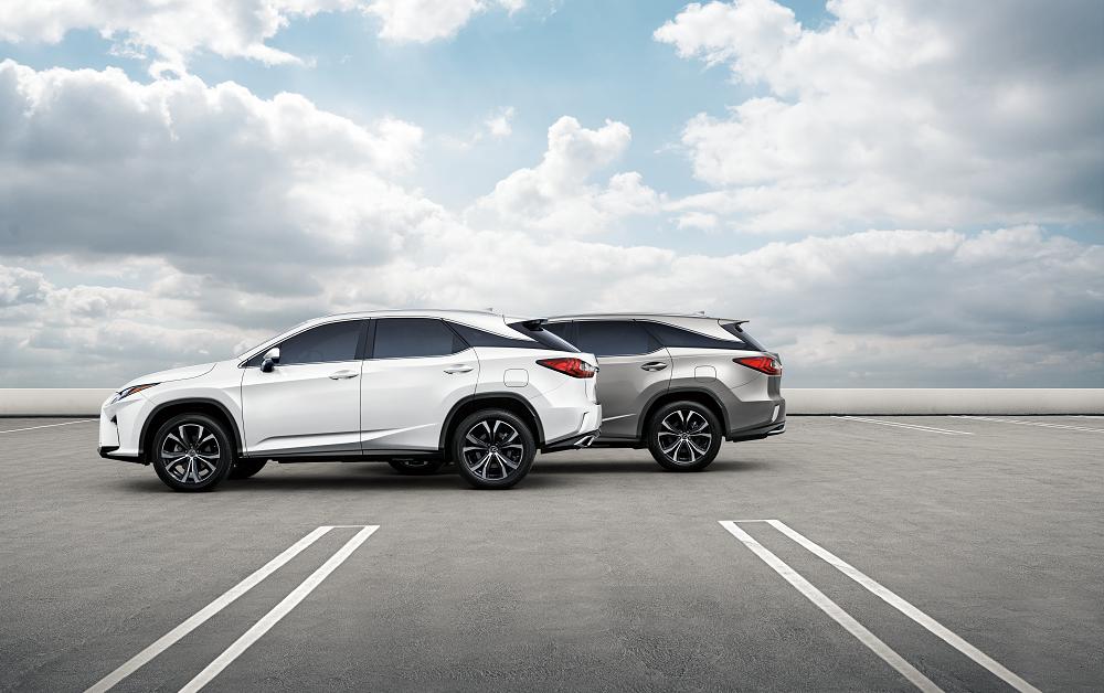 2020 Lexus RX Design