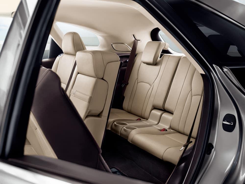 Lexus RX Interior Cabin