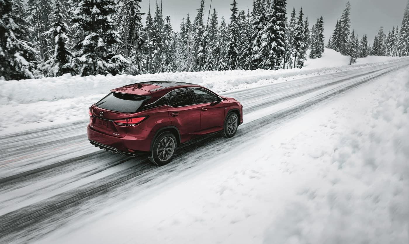 Lexus Safety Award