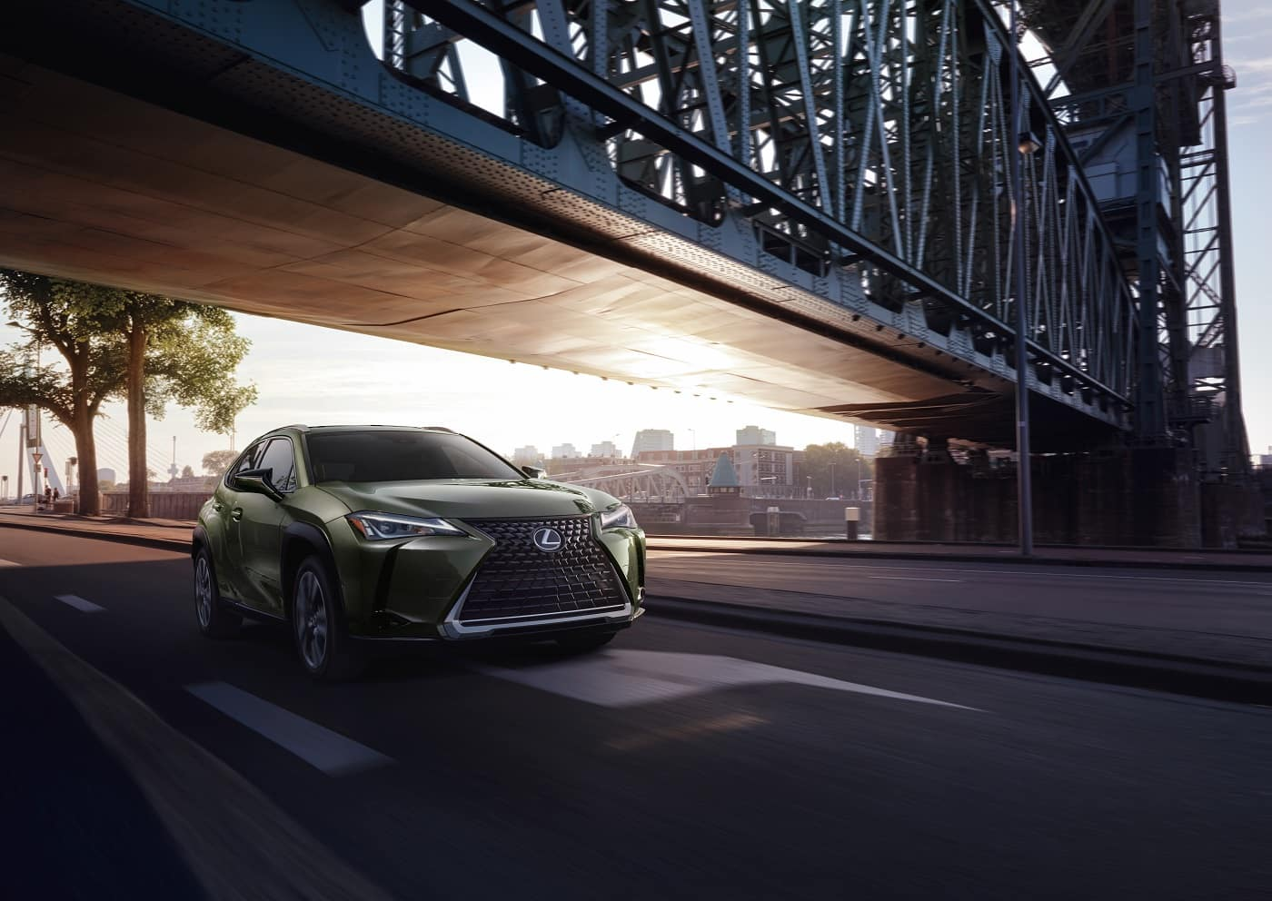 Lexus UX Hybrid Fuel Economy