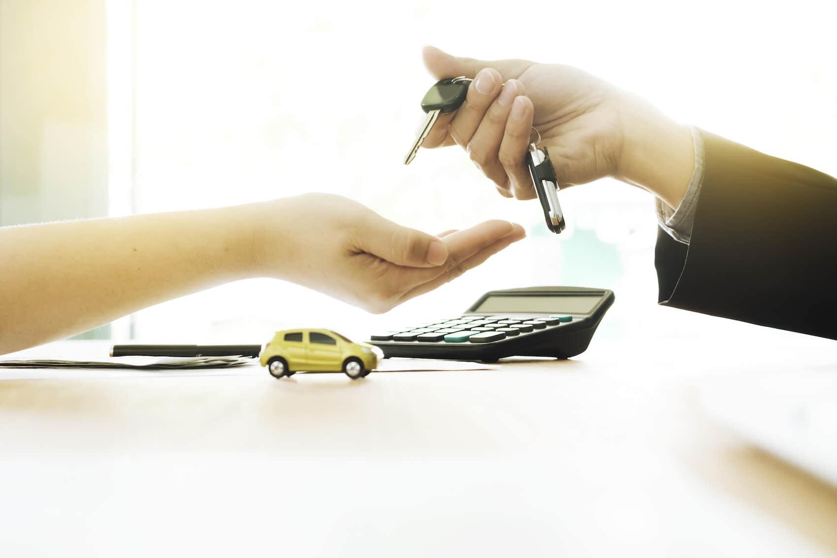 Receiving car keys Danvers, MA