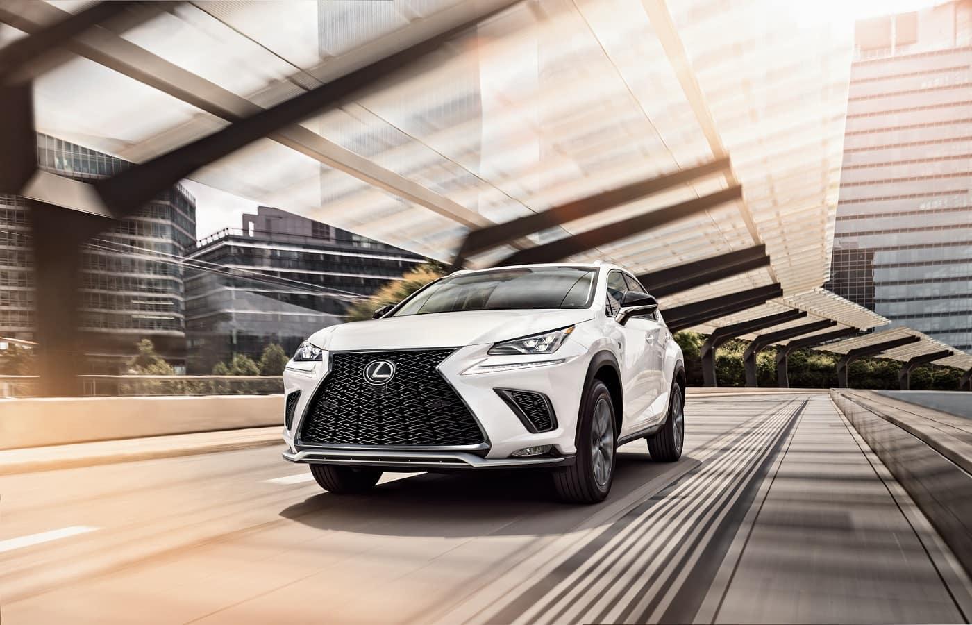 Lexus SUV Models: Lexus NX
