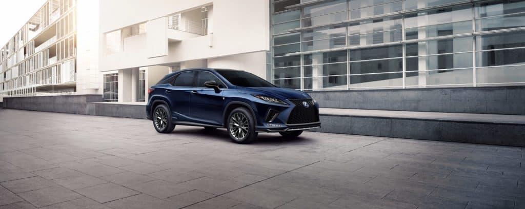 Lexus SUV Models: Lexus RX