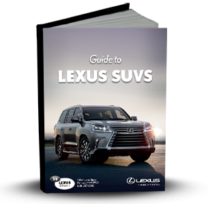 Guide to Lexus SUVs