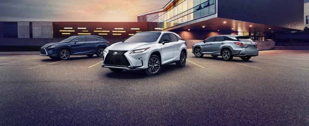 Lexus RX Reviews