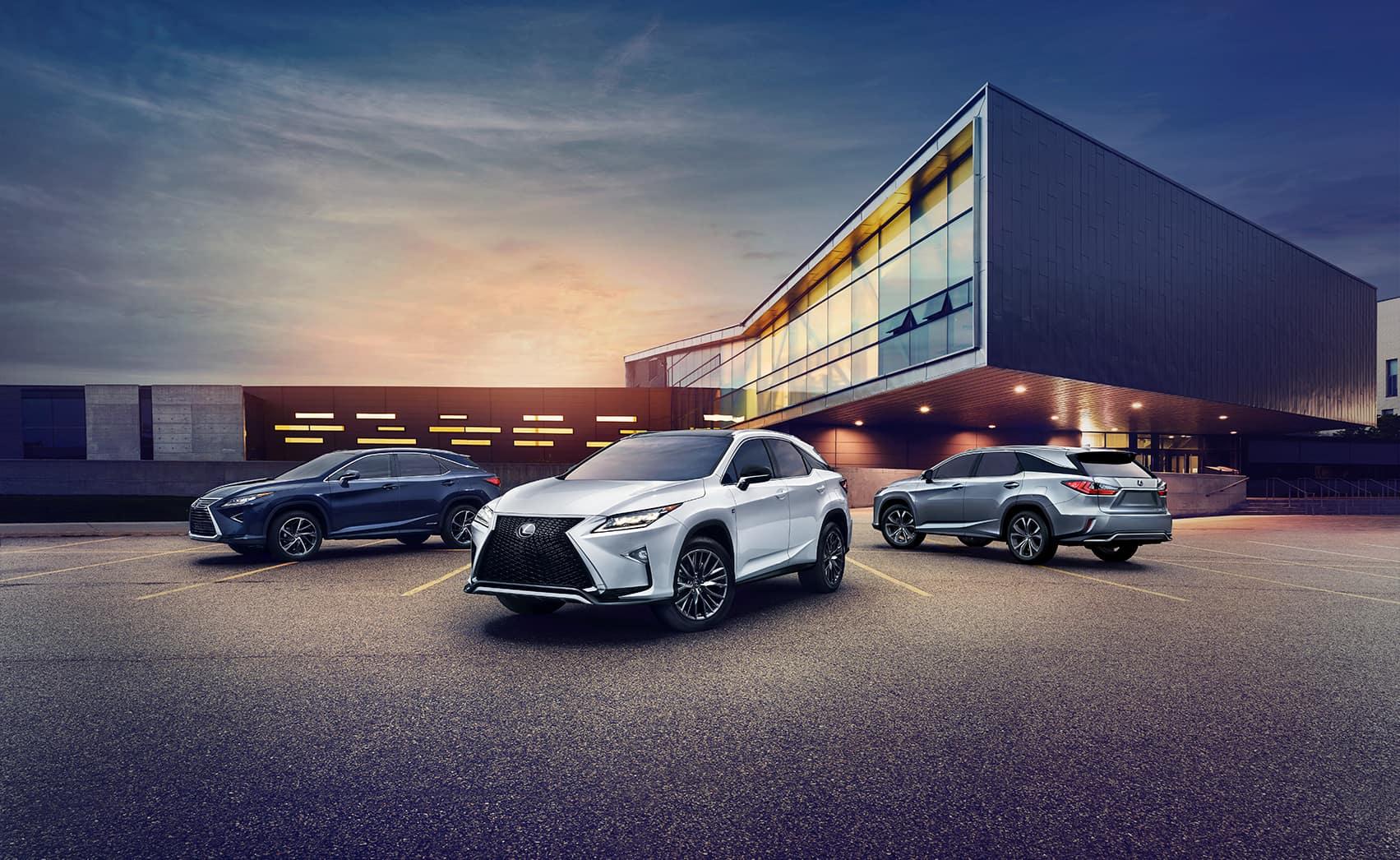 Lexus Inventory