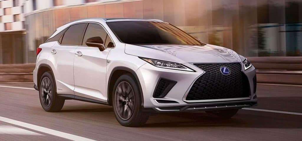 2021 Lexus RX 350 at LEXUS DEALER SALEM MA