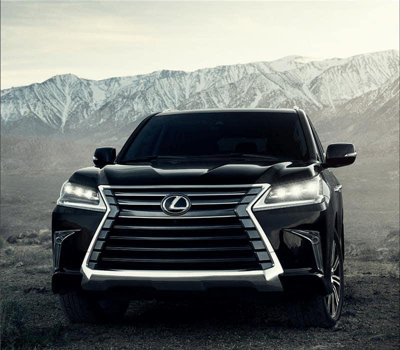 2021 Lexus LX: Performance