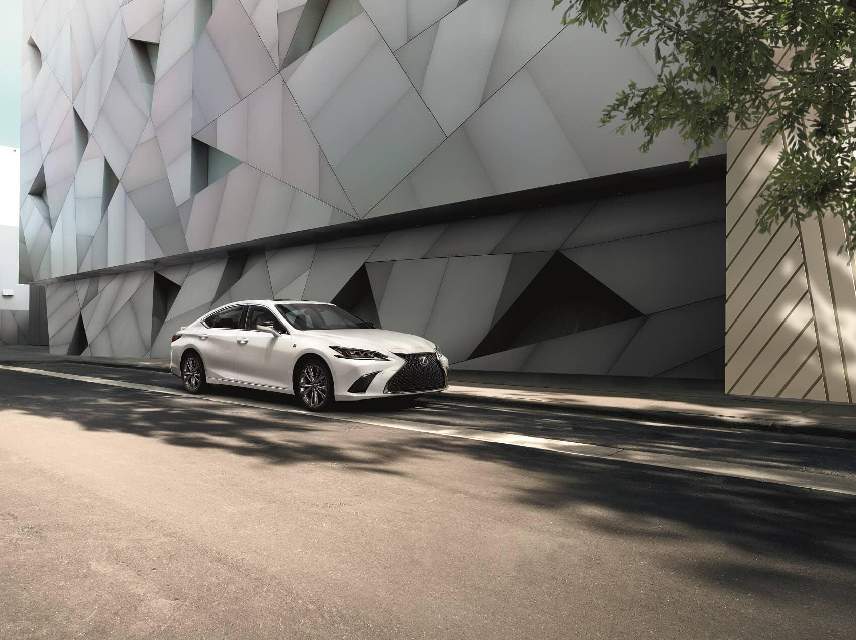 Lexus Premium Package vs Luxury Package