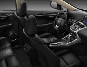 Lexus NX vs Toyota RAV4