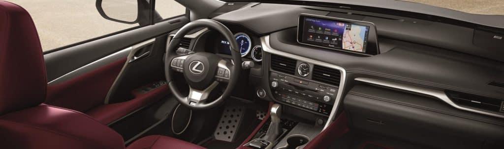 Lexus RX 350 Advanced Tech Features