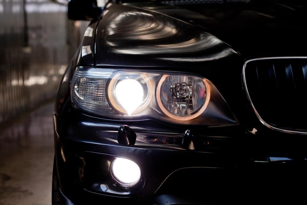 Headlight Test