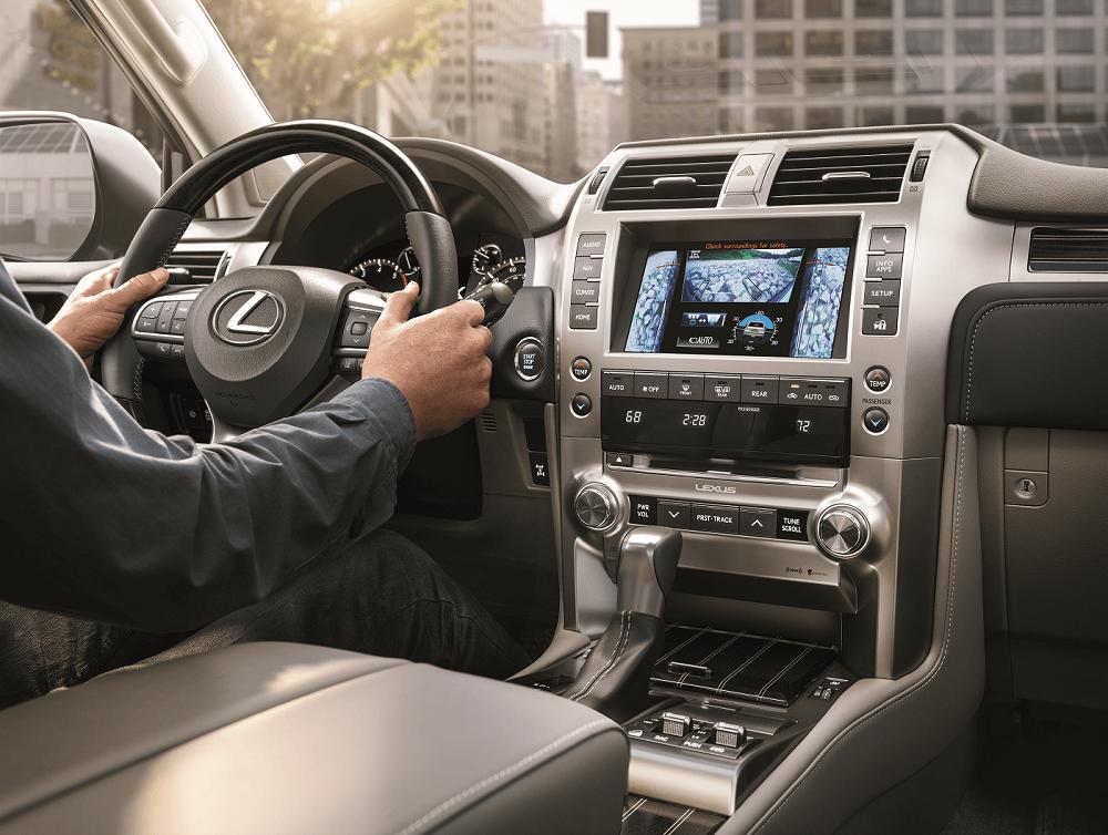 Lexus GX Technology