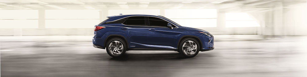 Lexus RX Performance Specs