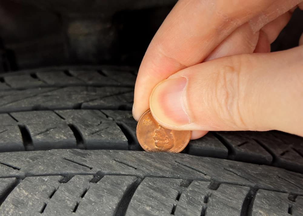 Tire Tread Inspection