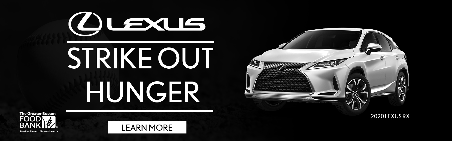 Lexus Strike Out Hunger