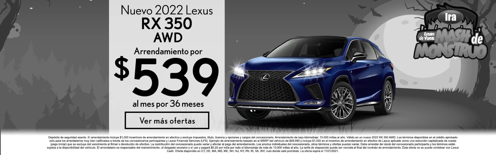 IraLexusManchester_SpanishSlide_1900x600_RX350_10-21
