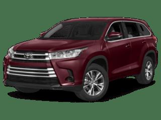 2019 Toyota Highlander V6 XLE 8-speed Automatic AWD