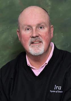 Steve Mahan