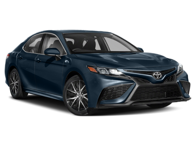 New 2021 Toyota Camry LE FWD Sedan