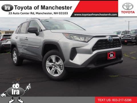 2019 Toyota Rav4 LE Hybrid AWD