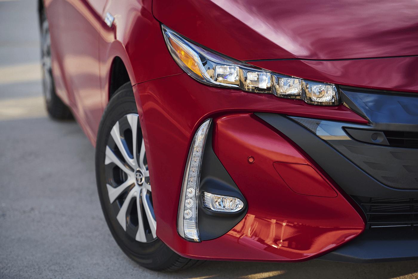 2020 Toyota Prius Prime Engine