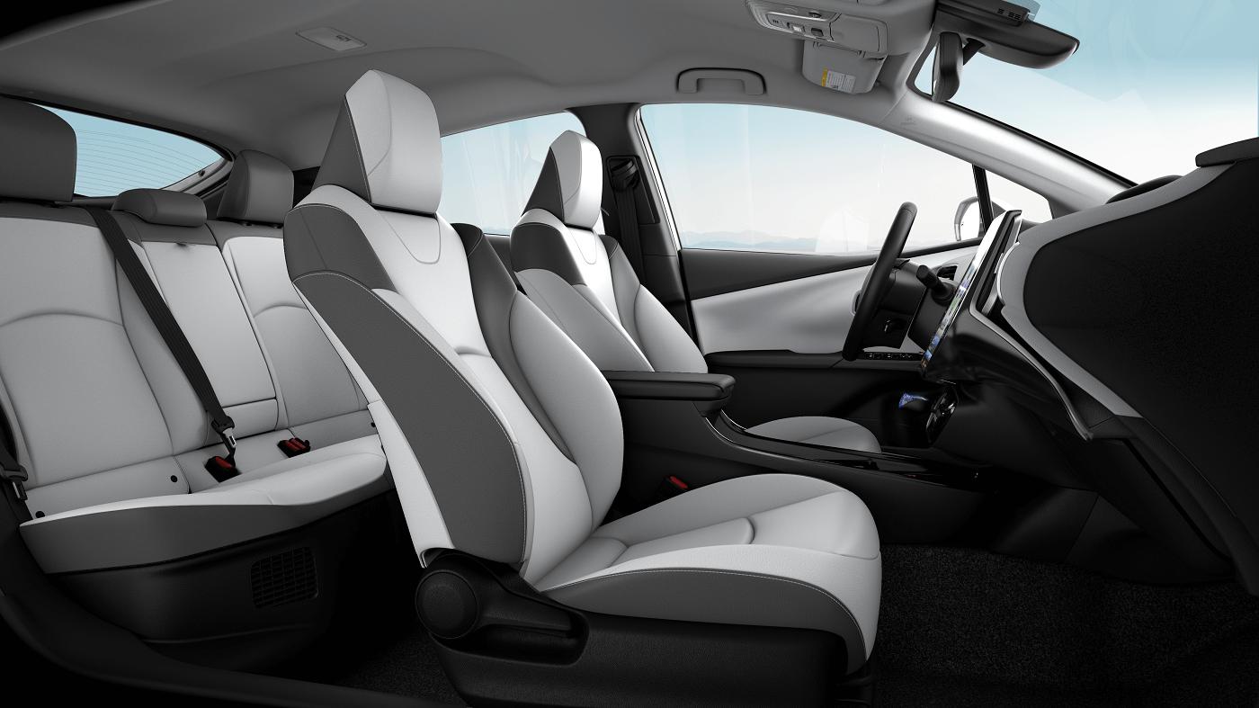 2020 Toyota Prius Prime Interior