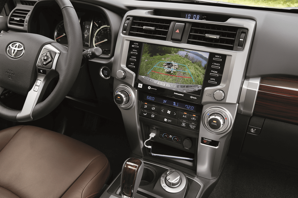 2020 Toyota 4Runner Safety Features