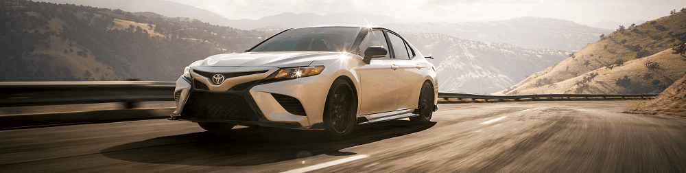 2020 Toyota Camry at Used Car dealer near You